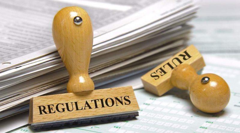 rules-and-regulations kako so treba