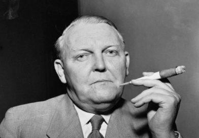 Човекот кој го создаде германското економско чудо после II светска војна