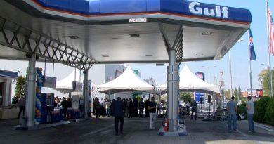 Сопствениците на Gulf Oil  донираа милион денари за семејството на Верица чии органи спасија неколку животи