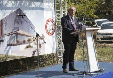 Започна изградбата на објект за индустриски кетеринг, инвестиција вредна 1,5 милион евра