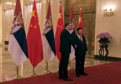 Компанија од Кина ќе гради индустриски парк во близина на Белград