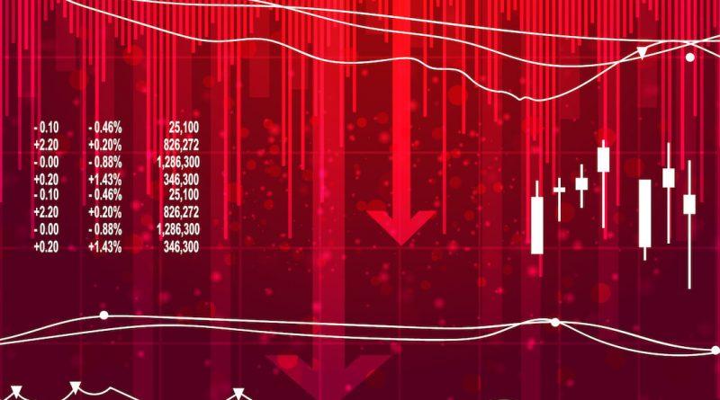 Берзите во САД синоќа го затворија тргувањето со пад од 3%, што е најлош резултат од почетокот на годината