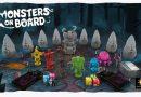 Македонската компанија за друштвени игри собра 290.000 долари на Kickstarter за Monsters on Board