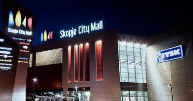 Прометот намален до 49%:Новите ковид мерки ги испразнија трговските центри